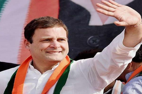 gandhi will launch electoral rallies in mp know full program