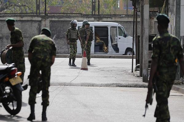 sri lanka serial blasts curfew will again