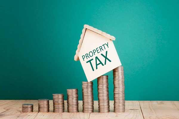 submit property tax now at e contact center