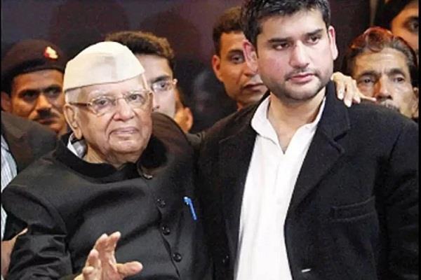 nd tiwari s son rohit shekhar death  unnatural  registered murder case
