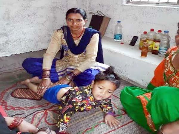 treatment of incurable diseases with massage in this village of mandi