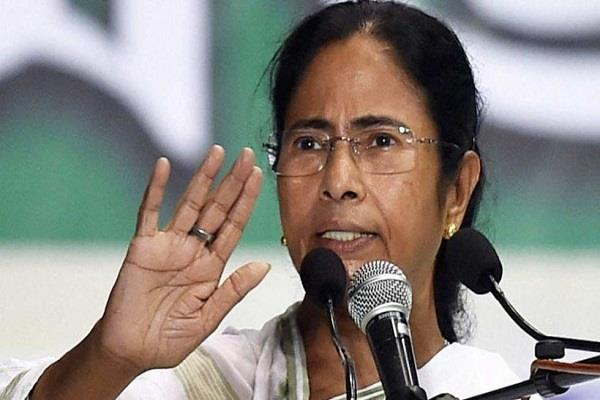 mamata is angry at the central forces to shoot during the election