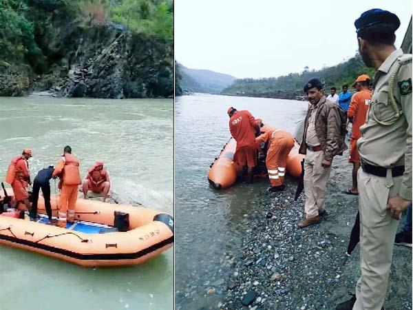 drown youth not found in river after 48 hours