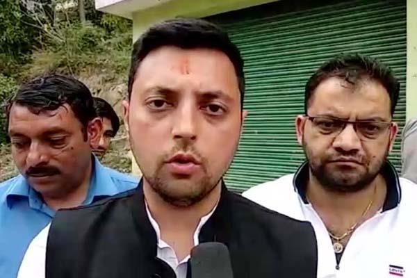 congress s objection to speech of satti