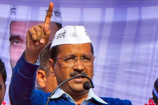 congress demands action on kejriwal s  communal statement