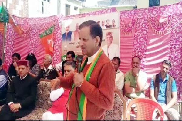 kishan kapoor target the rahul gandhi