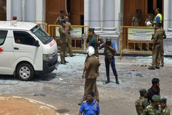 sri lanka serial bomb blasts kill three indians