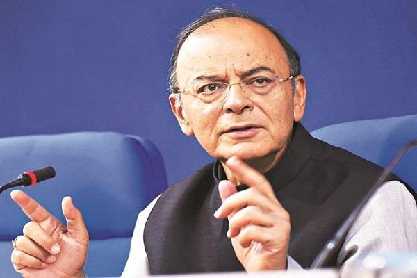 jaitley discusses meeting with investors in new york reforms