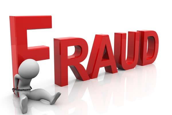 first happened to be victim of online fraud then catching the cheaters