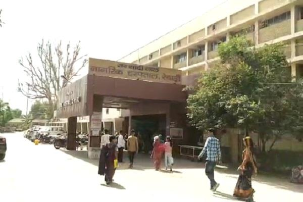 newborn baby died in civil hospital