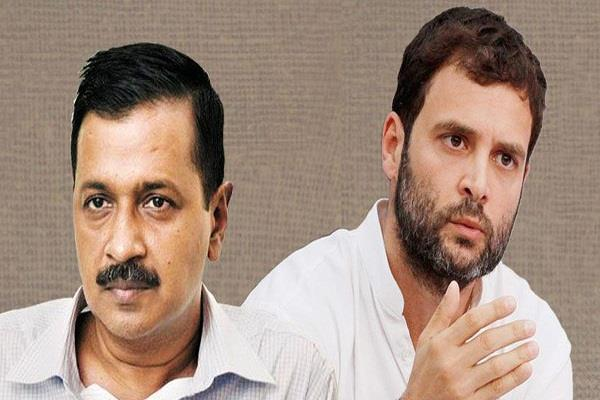 aap congress alliance on tomorrow both on the seat formula