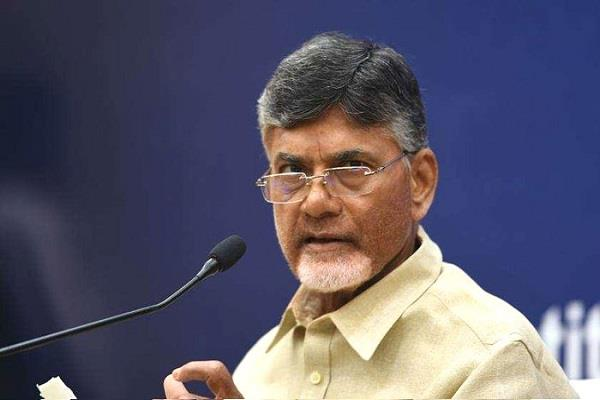 naidu is looking for flaws in institutions for fear of defeat ysrc