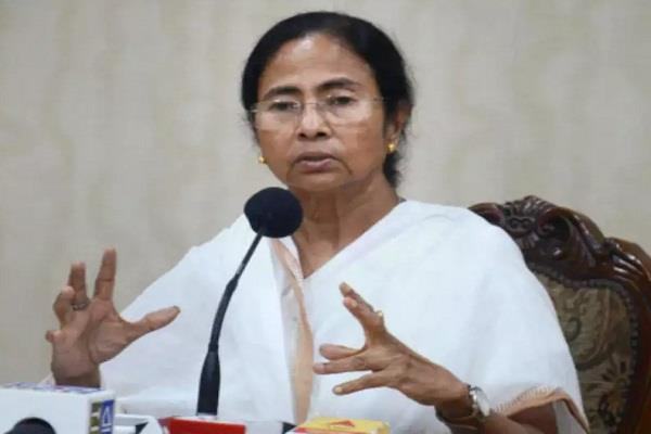 working with congress left to make modi the prime minister again mamata