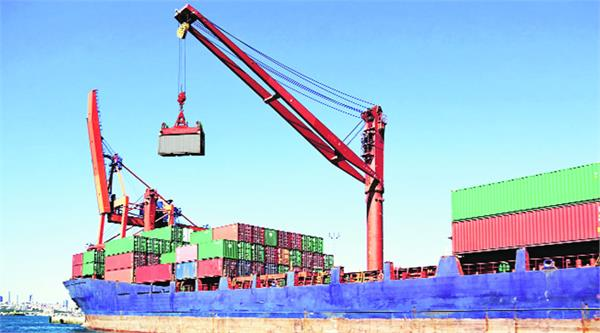 nine percent export grew in fiscal year 2018 19