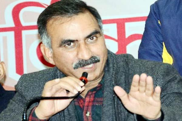 sukhu said modi government created puppet to constitutional institutions