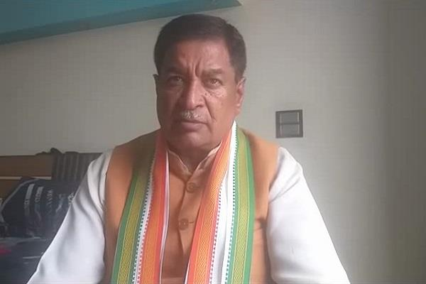 saini said some leaders snatched right to poor