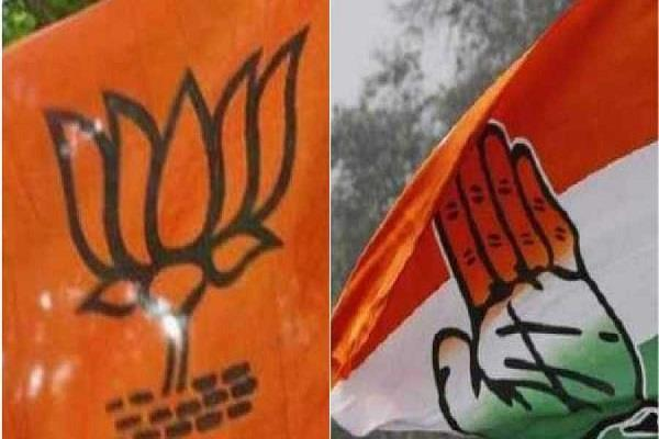 27 cent congress and 19 cent serious criminal charges against bjp candidates