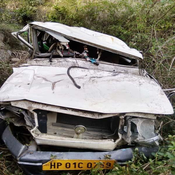 one death in road accident one injured