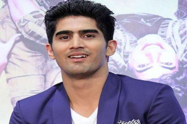 congress gave ticket to boxer vijender singh from south delhi