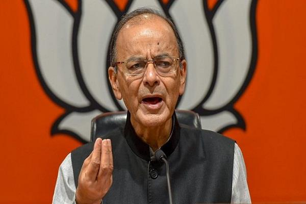 jaitley says  the results of the elections in the northeast bengal and orissa