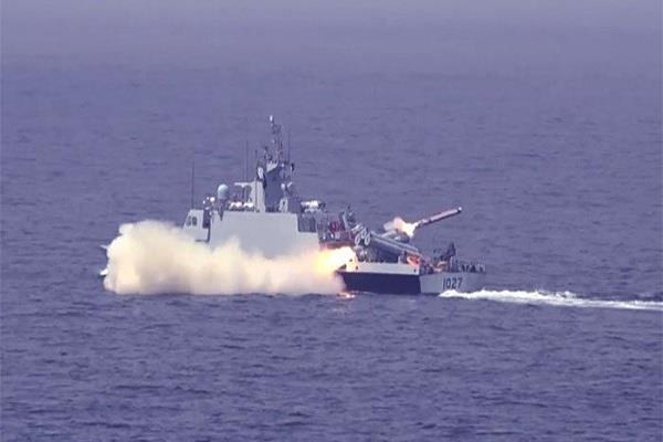 pak navy successfully tested indigenous cruise missile