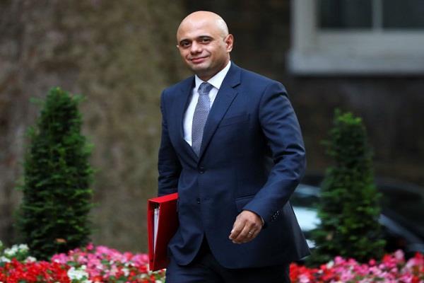 pak origin uk home secretary sajid javid joins race to become british pm