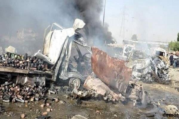 five killed in car bomb explosion in northwestern iraq