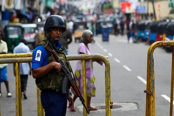 recognition of all 9 people responsible for sri lanka attacks