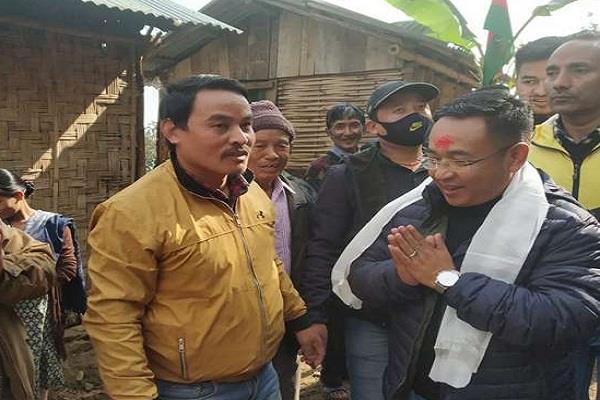 sikkim sdf legislator to boycott oath taking ceremony