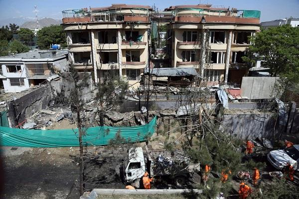explosion in afghanistan jalalabad 3 killed and 20 wounded