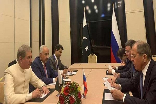 agreement between pakistan and russia over not deploying weapons in outer space