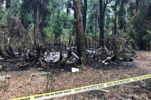 us pilot dies in plane crash in georgia