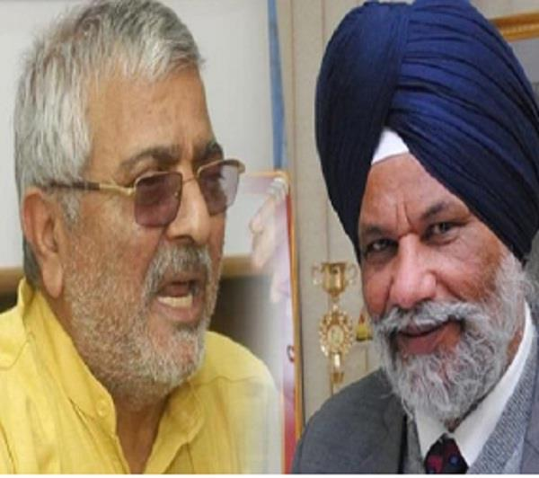 case against dharamvir gandhi and surjit singh rakhra