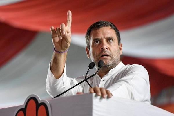 modi punishes advani by becoming a boxer rahul
