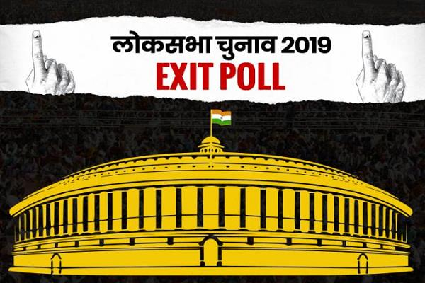 exit poll in the mp mp the congress will have a huge victory