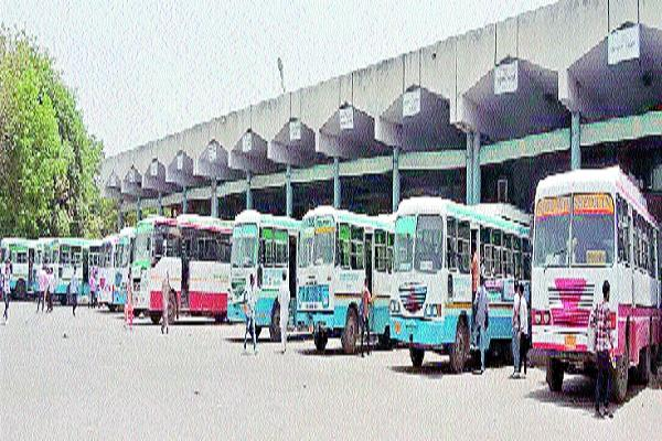 roadways increased buses from jind to gohana