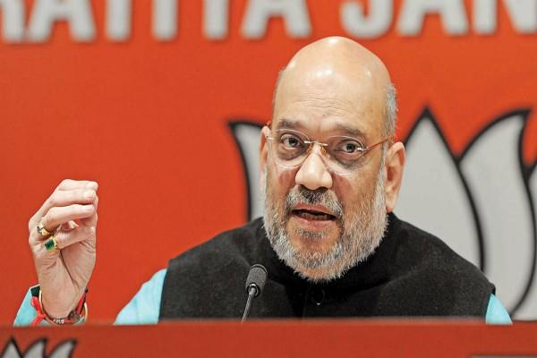 amit shah press conference on bengal violence