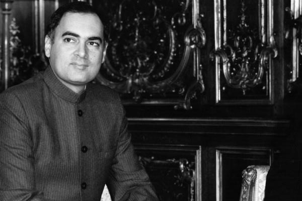 modi gives tribute to rajiv gandhi