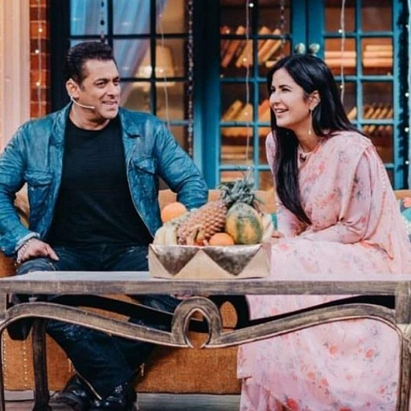 कपिल शर्मा के शो में पहुंचे सलमान-कैटरीना, बताया किस बात से डरते हैं दोनों