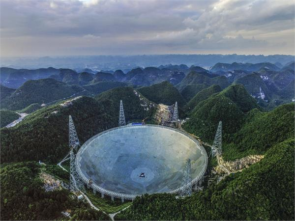brain of world s largest radio telescope designed