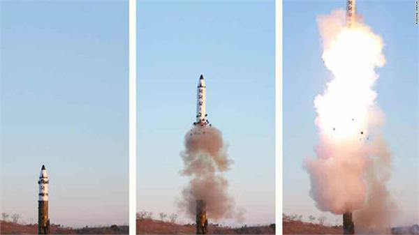 north korea  test fires short range missiles