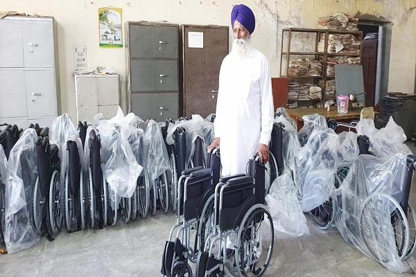 wheelchairs bought for divyang voters feared millions of scams