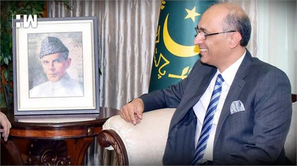 pakistan appoints moin ul haque as high commissioner to india