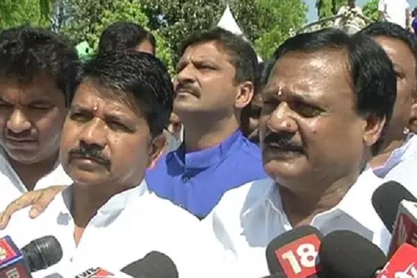 disputed statement of minister sajjan verma on sadhvi pragya