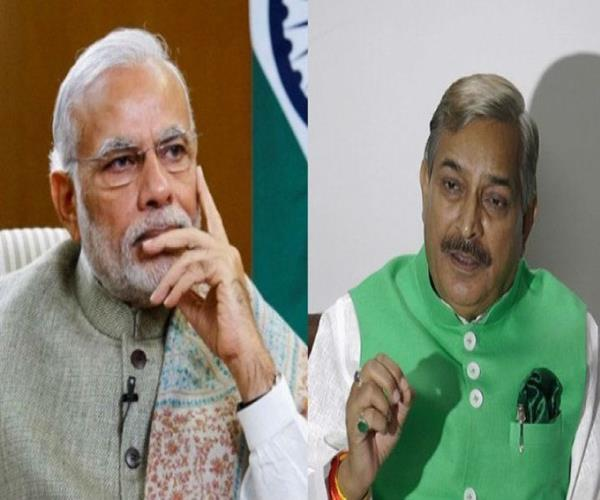 frustration of defeat forgotten the dignity of narendra modi post pramod tiwari