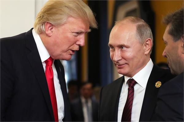 trump hails  very positive  venezuela talks with putin