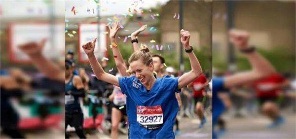nurse s london marathon record is rejected