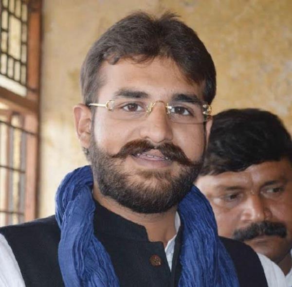 abbas ansari put under house arrest ahead of voting in ghazipur