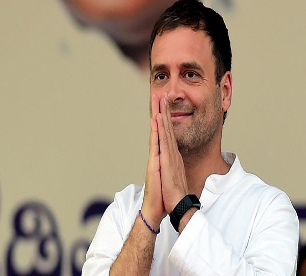 rahul gandhi in bargari today