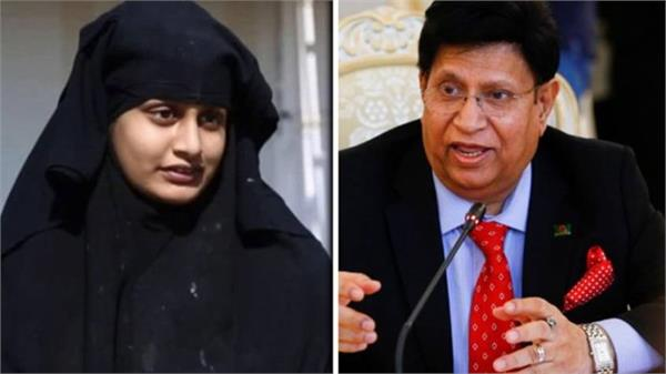 isis bride shamima begum will be hanged if she comes to bangladesh